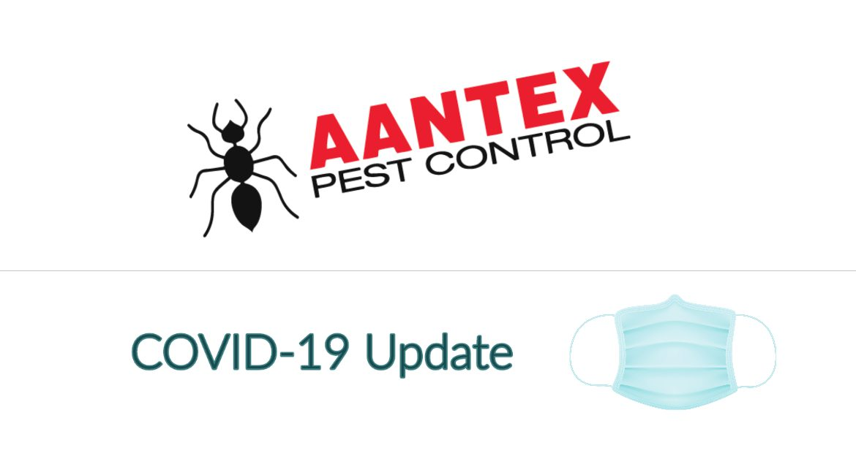 Aantex - Covid19 update