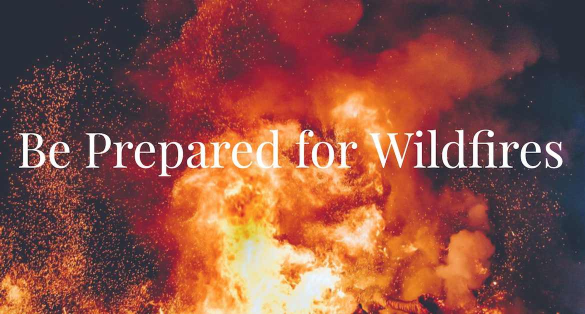 Are you Wildfire Ready?